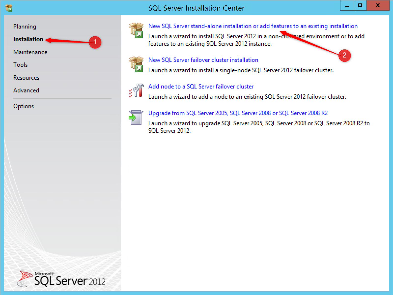 Launch installation of Veeam Backup & Replication 9.5