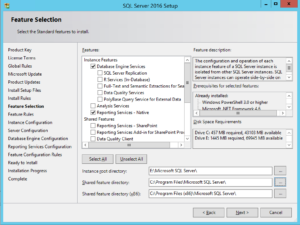 Configure SQL for Veeam One